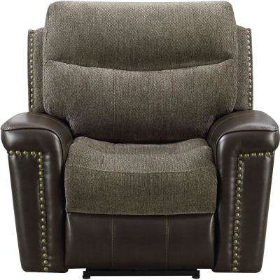 Modena Brown Wallsaver Recliner