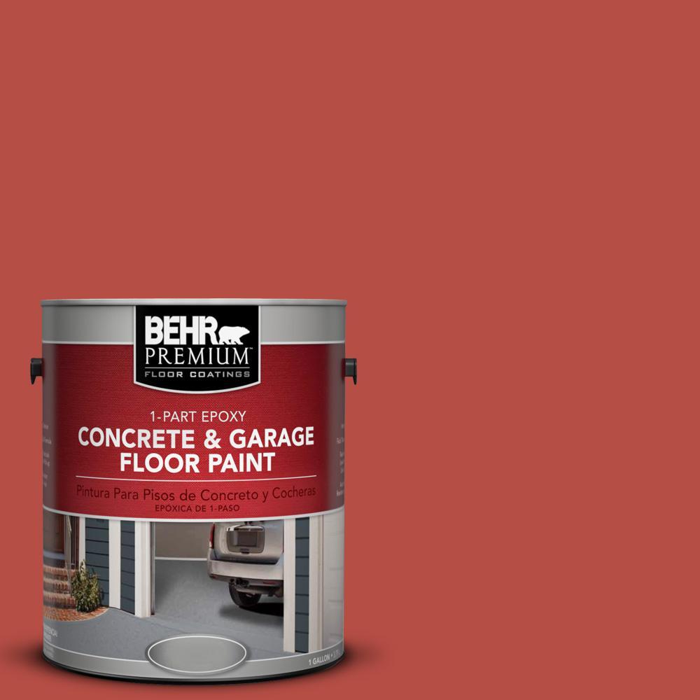 1 gal. #M160-7 Raging Bull 1-Part Epoxy Concrete and Garage Floor