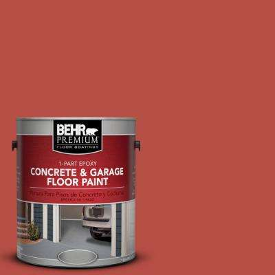 1 gal. #M160-7 Raging Bull 1-Part Epoxy Concrete and Garage Floor Paint