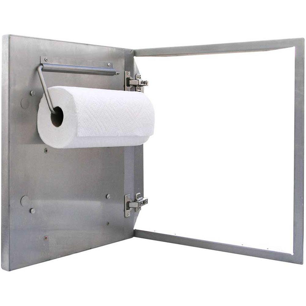 18 in. Stainless Steel Single Access Door