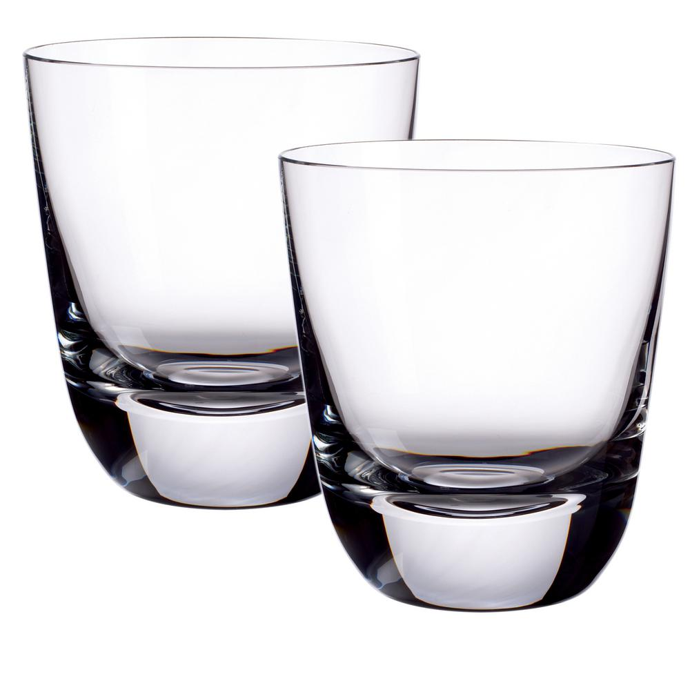 American Bar Straight Bourbon 15-1/2 oz. Double Old Fashioned Tumbler (2-Pack)