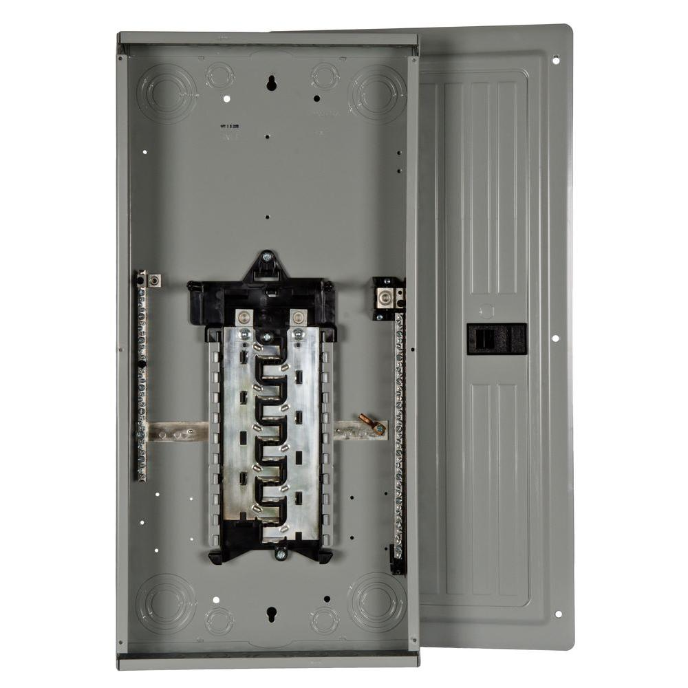 200 Amp 20-Space 40-Circuit Main Lug Load Center