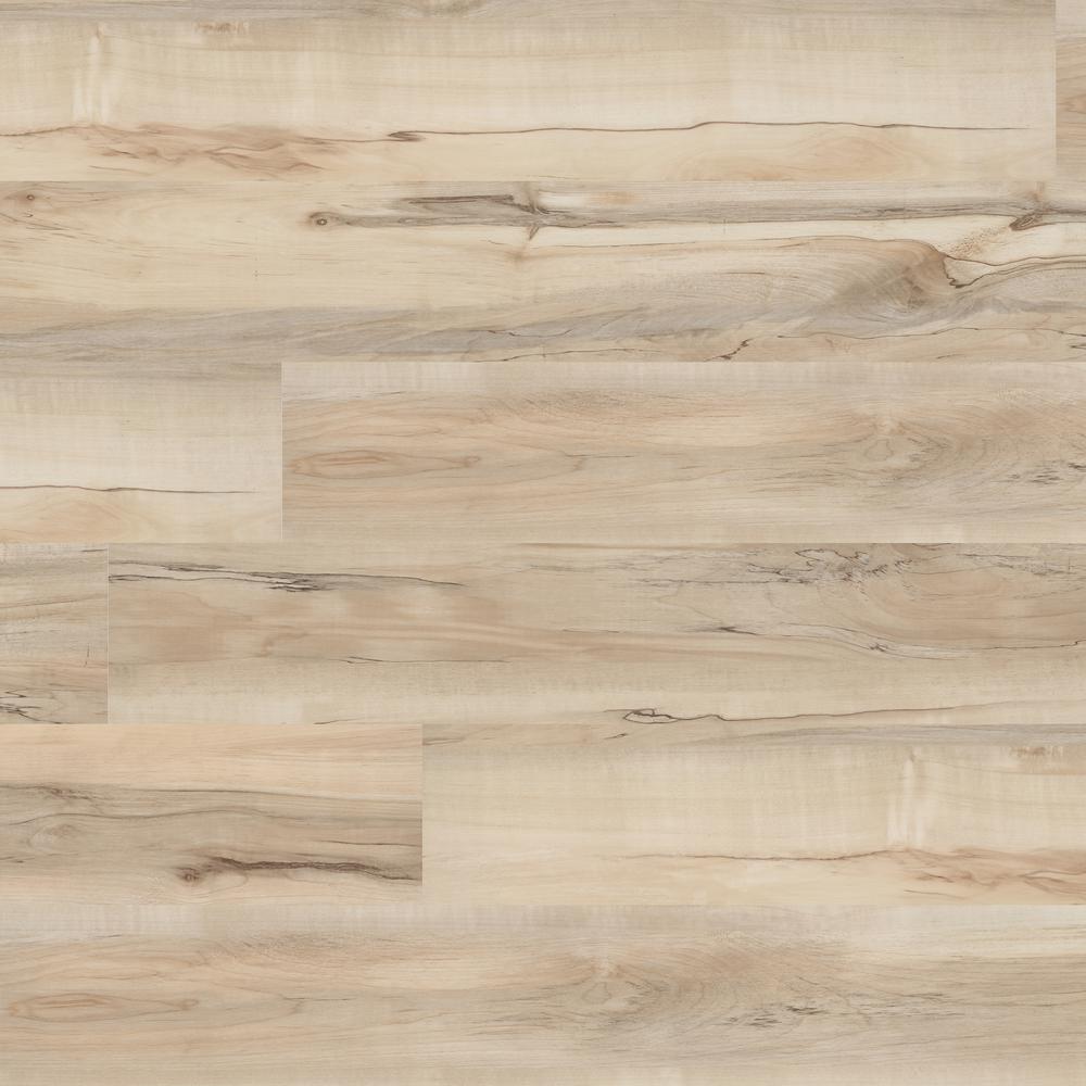 MSI Woodland Alpine Mountain  7 in. x 48 in. Rigid Core Luxury Vinyl Plank Flooring (23.8 sq. ft. / case)