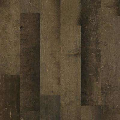Take Home Sample - Major Event Maple American Maple Engineered Click Hardwood Flooring - 9.25 in. x 8 in.