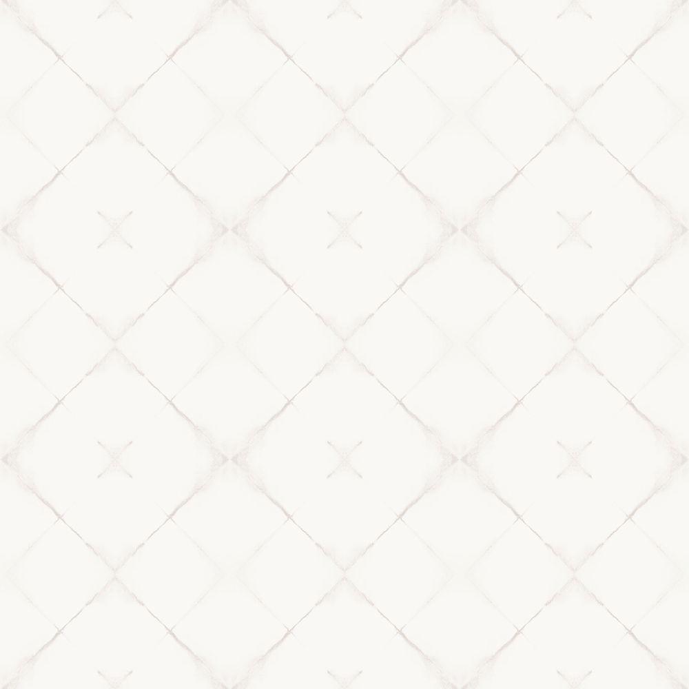 Modern Trellis Wallpaper: York Wallcoverings Geo Trellis Wallpaper-LW5831