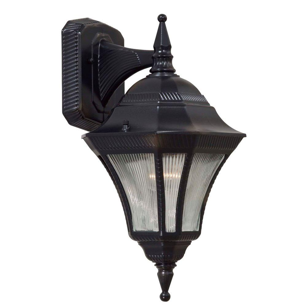 the great outdoors by Minka Lavery Segovia 1-Light Heritage Outdoor Wall-Mount Lantern