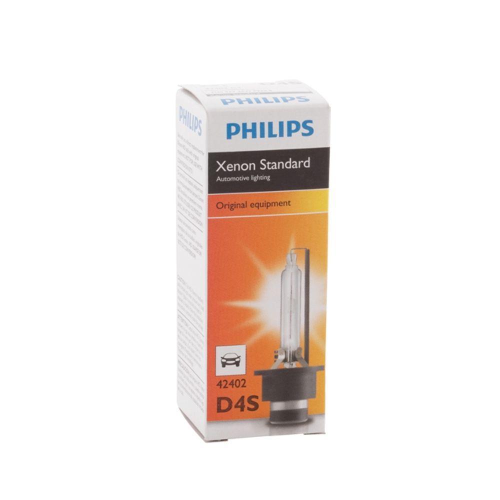 Standard HID 42402/D4S Headlight Bulb (1-Pack)