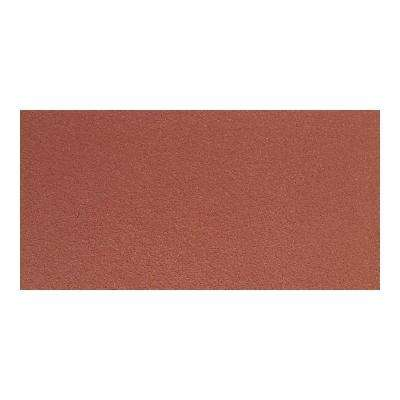 Quarry Red Blaze 4 In X 8 Abrasive Ceramic Floor And Wall Tile