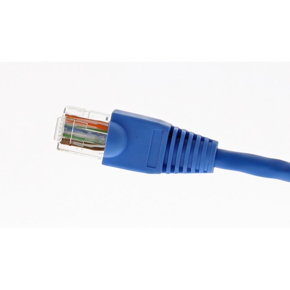 ideal rj45 wiring diagram ideal cat6 feed thru rj45 modular plug  25 pack  85 375 the home  ideal cat6 feed thru rj45 modular plug