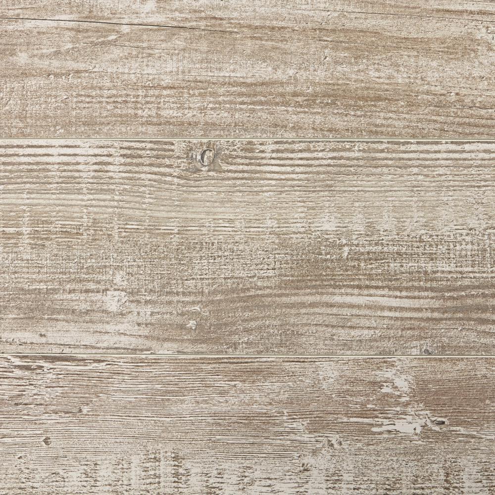 8mm Denali Pine 5 in. x 7 in. Laminate Flooring - Take Home Sample