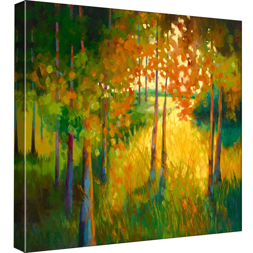 PTM Images 15.in x 15.in \'\'Cherished Gems\'\' Printed Canvas Wall Art ...