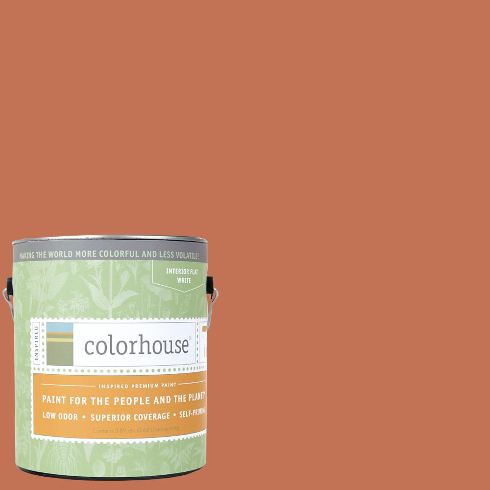 Colorhouse 1 Gal Wood 03 Eggshell Interior Paint 492639