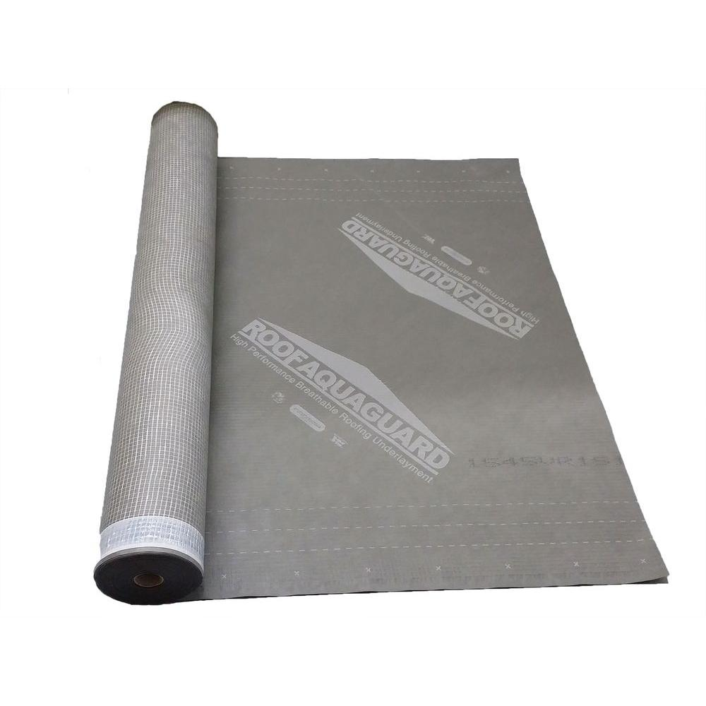 BREA Breathable Synthetic Underlayment