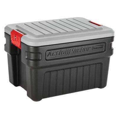 24 Gal  Action Packer Storage Box