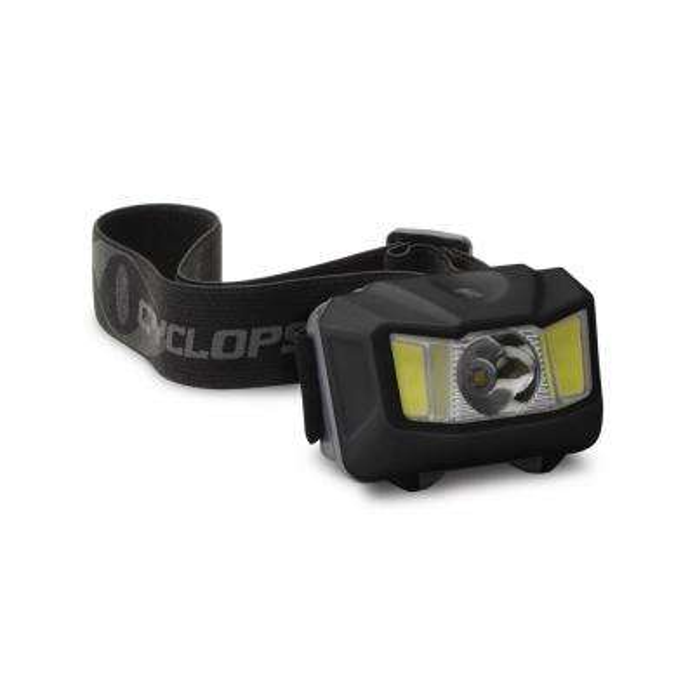 250 Lumens Conductive Touch Hero Headlamp