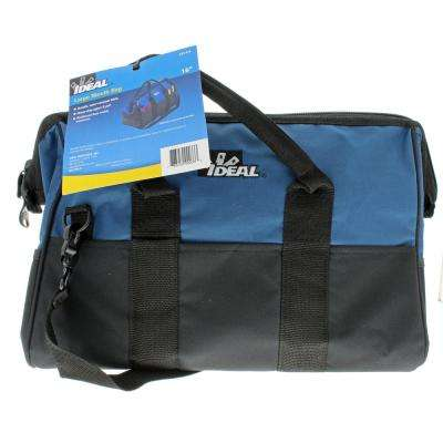 16 in. L Large Mouth Tool Bag