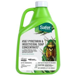 32 oz. Insecticidal Soap and Concentrated Pyrethrin Insect Killer
