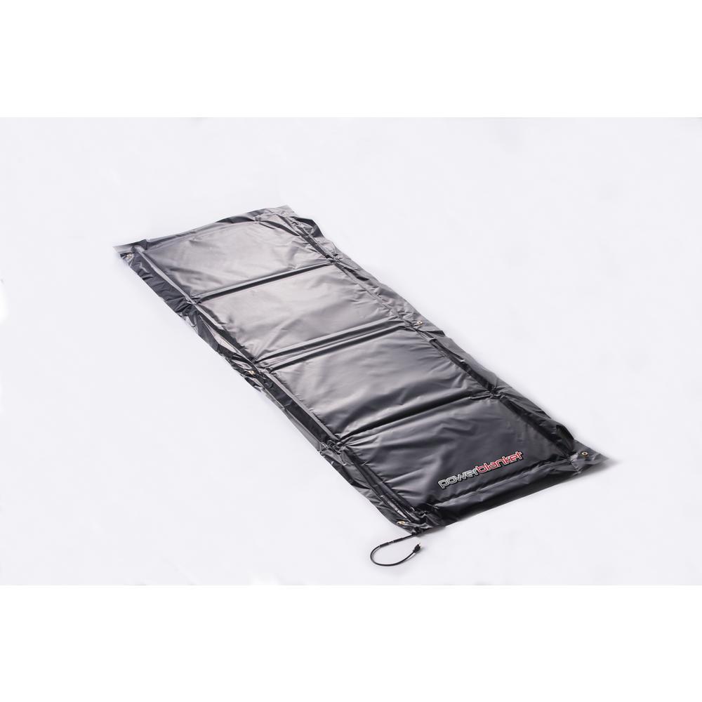 powerblanket 3 ft. x 10 ft. Multi Duty Heating Blanket, B...