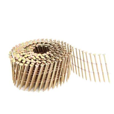 2-1/4 in. x 0.92 in. 15-Degree Wire Collated Galvanized Ring Shank Coil Siding Nails (3600-Count)