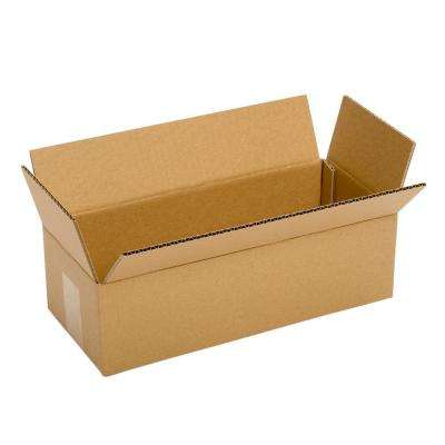 12 in. L x 6 in. W x 4 in. D Box (25-Pack)
