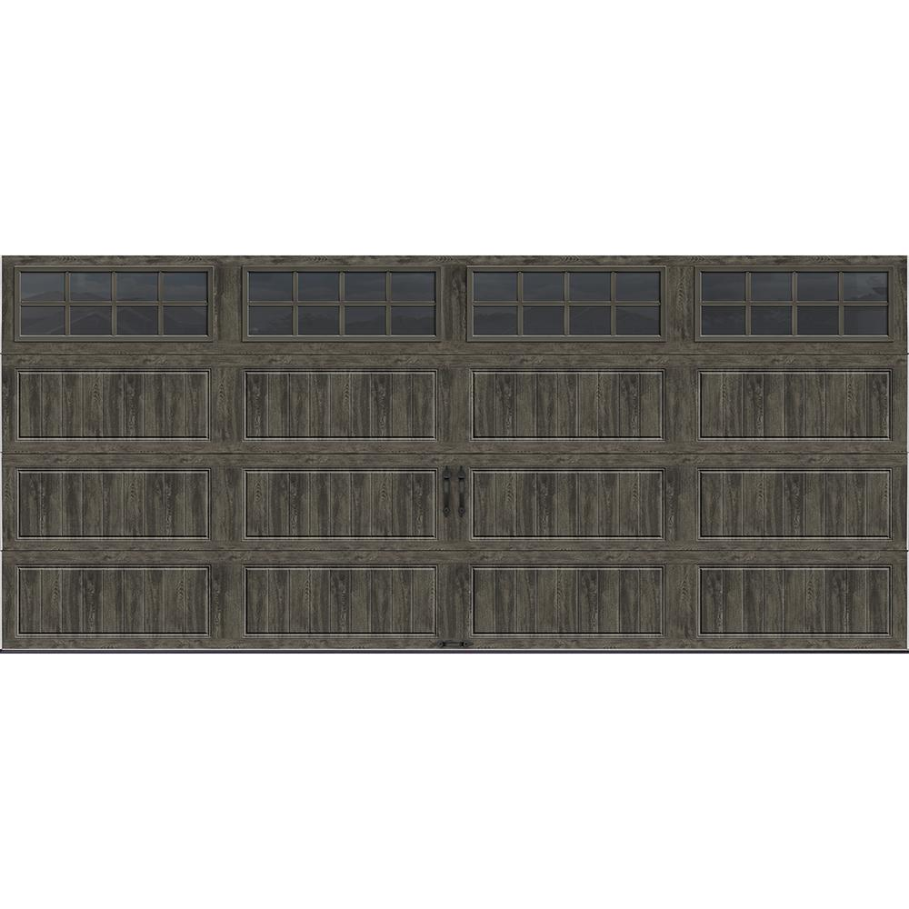 Clopay Gallery Collection 16 Ft. X 7 Ft. 18.4 R-Value