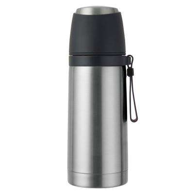 Essentials Stainless Steel 1.06 Qt. Travel Thermos