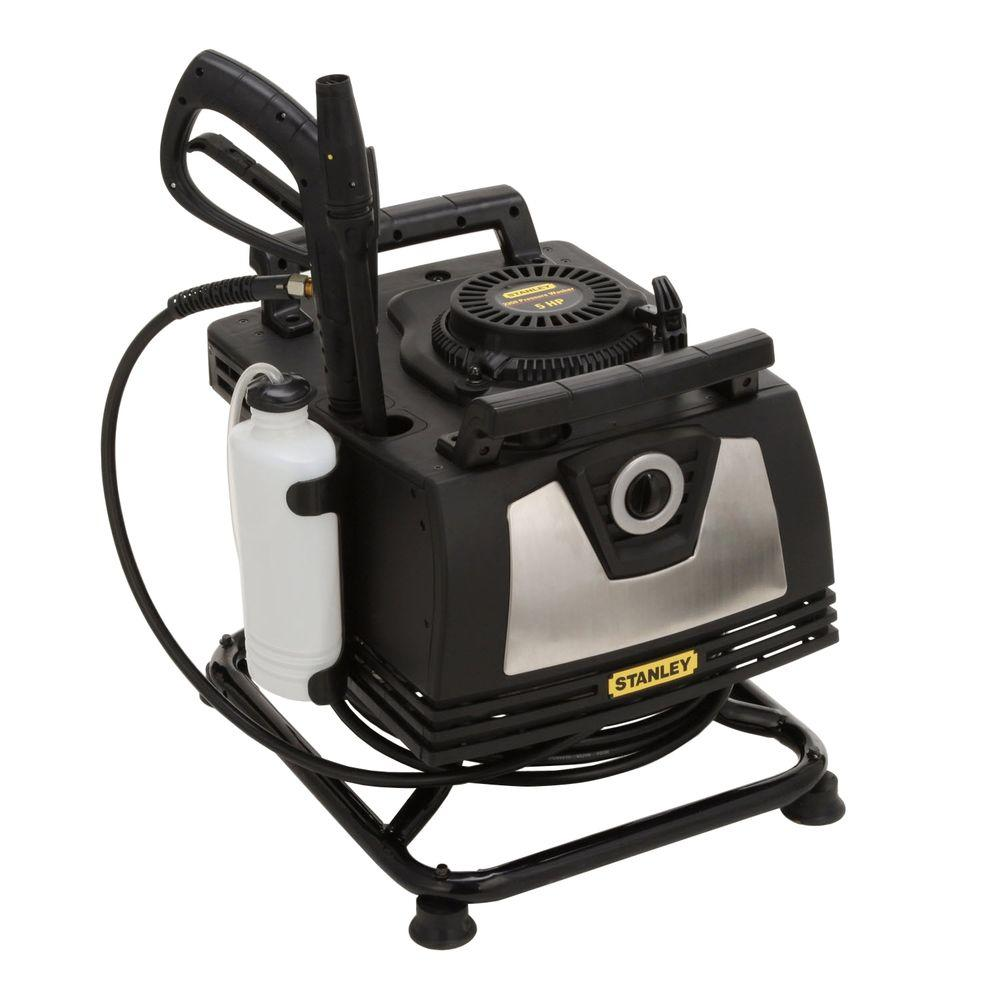 Stanley 2350-PSI 5 HP 2.3-GPM Gas Pressure Washer with High Pressure Variable Spray Gun