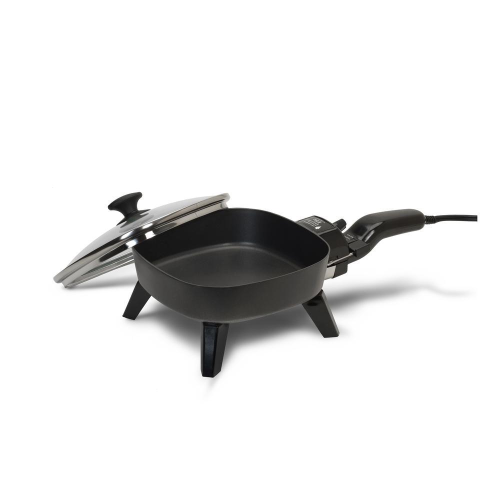 Cuisine Non-Stick Electric Skillet