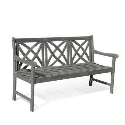 Renaissance 5 ft. Patio Bench