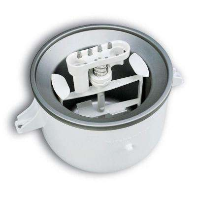 Ice Cream Maker Attachment for KitchenAid Stand Mixers