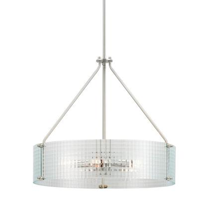 Westlyn 5-Light Brushed Nickel Pendant