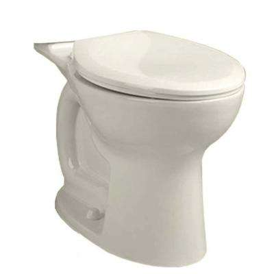 Cadet Pro Compact Right Height 1.28 GPF Elongated Toilet Bowl Only in Linen