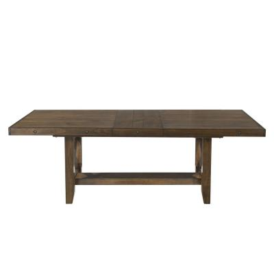 Francis Chestnut Dining Table