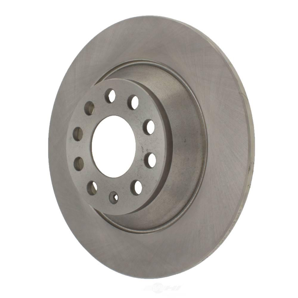 Centric Parts Disc Brake Rotor 121 33104 The Home Depot