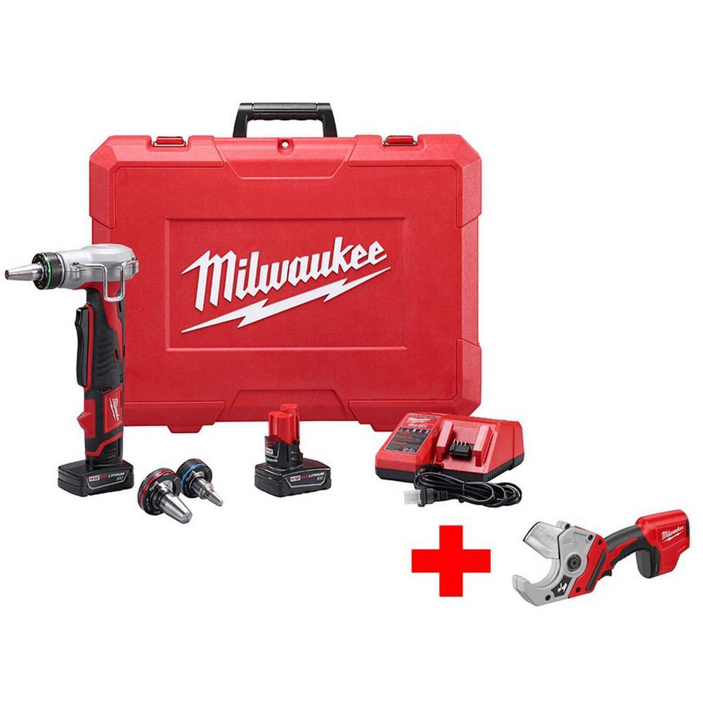 Free Furniture In Milwaukee: Milwaukee M12 12-Volt Lithium-Ion Cordless ProPEX