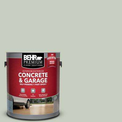 1 gal. #PFC-41 Terrace View Self-Priming 1-Part Epoxy Satin Interior/Exterior Concrete and Garage Floor Paint