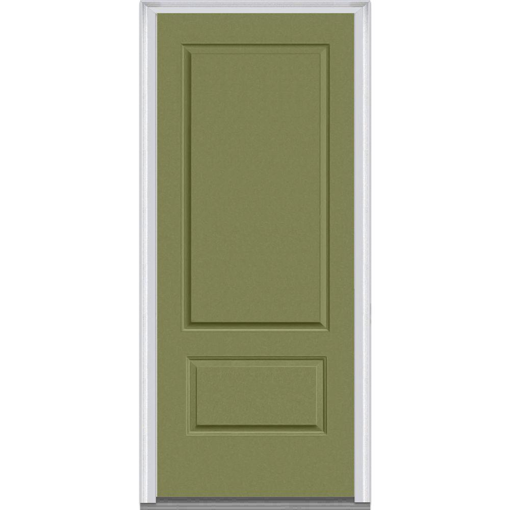 How To Paint Smooth Fiberglass Door