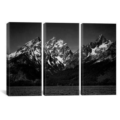 Grand Teton XI by Ansel Adams Canvas Wall Art