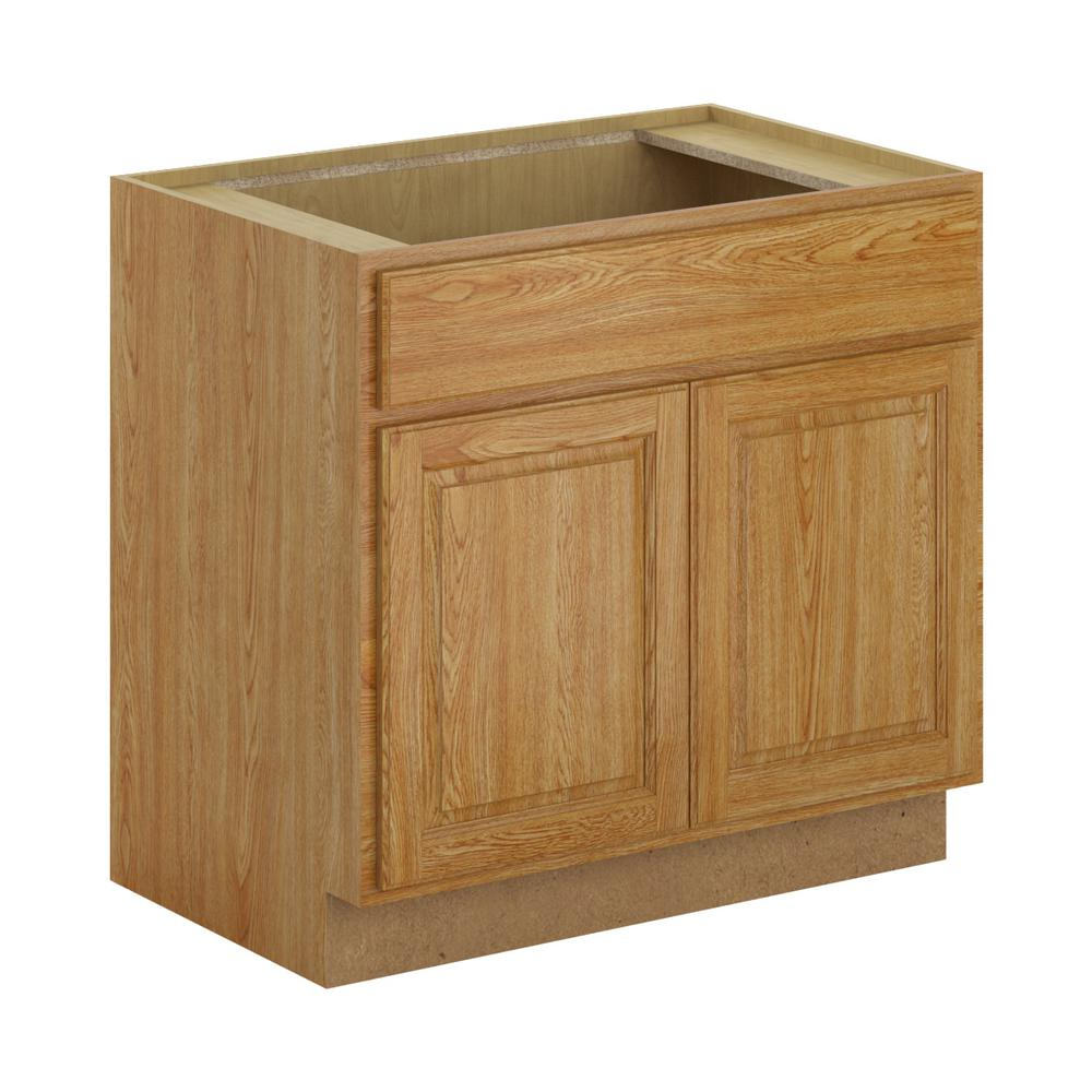 Hampton Bay Madison Assembled 36x34.5x24 in. Sink Base