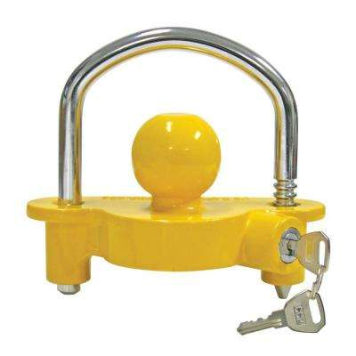 1-7/8 in. x 2 in. x 2-5/16 in. Universal Coupler Lock in Steel