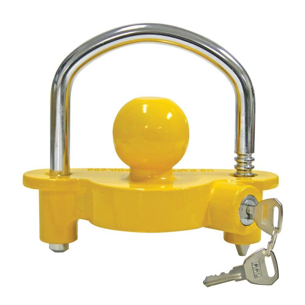 1-7/8 in. x 2 in. x 2-5/16 in. Universal Coupler Lock in Steel