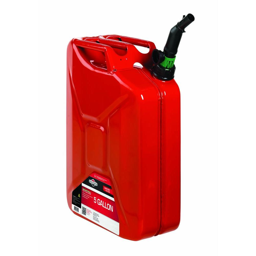 5 Gal. Metal Jerry Gas Can