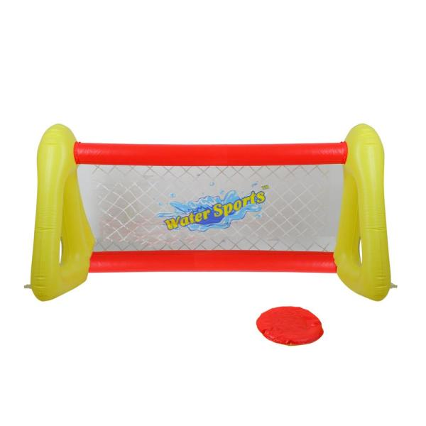 51 in. Inflatable Pool Frisbee Game Set