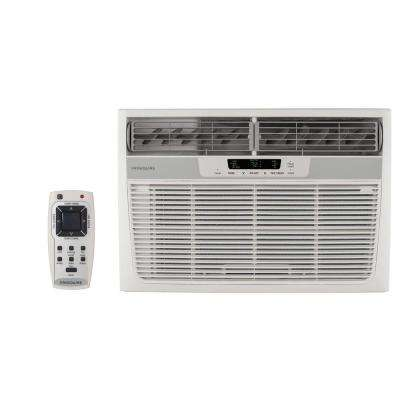 8,000 BTU 115-Volt Compact Slide-Out Chassis Air Conditioner and Heat  with Remote Control
