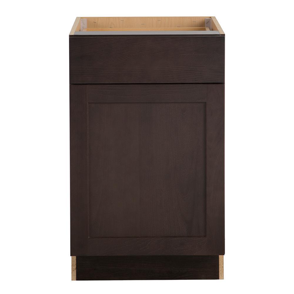 Cambridge Pantry Cabinets In Dusk: Hampton Bay Cambridge Assembled 21x34.5x24 In. Base