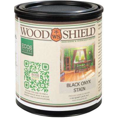 1-qt. Golden Oak WoodShield Interior Stain