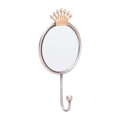 Crown Antique Wall Mirror