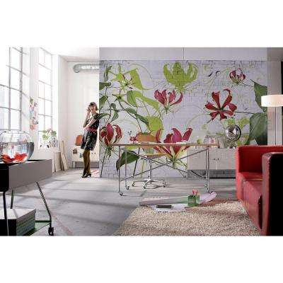 100 in. x 145 in. Gloriosa Wall Mural