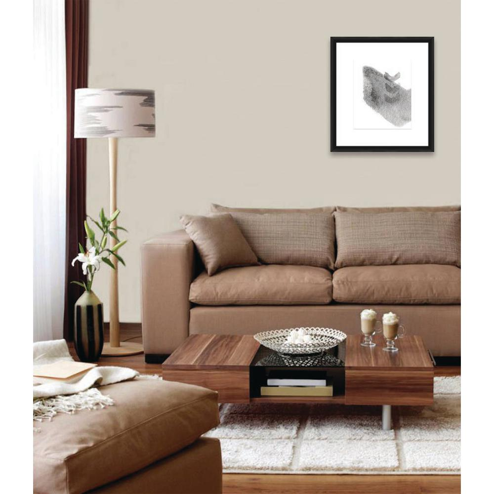 18 in. x 20 in. ''GRAY MARK I'' By PTM Images