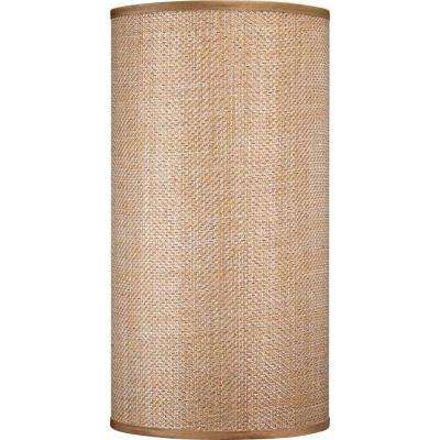 Lenor Basket Weave Wall Sconce Shade
